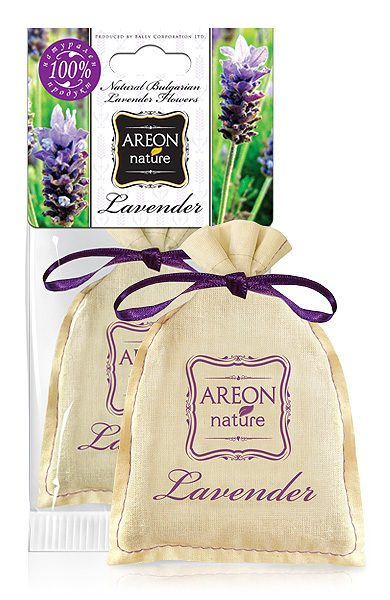 Lavender AB01 – Areon Nature Essential Oil (pack of 3)