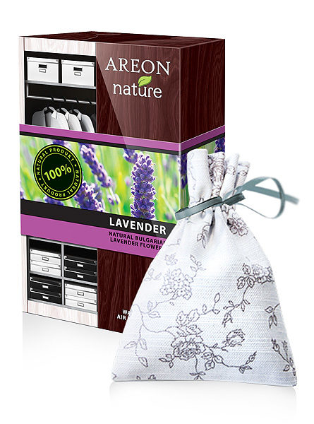 Lavender ANB01 – Areon Nature Premium Bag (pack of 12)
