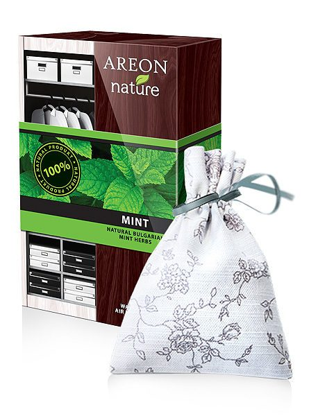 Mint ANB02 – Areon Nature Essential Oil (pack of 12)