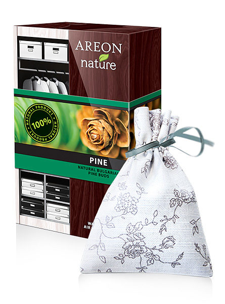 Pine ANB03 – Areon Nature Premium Bag (pack of 12)