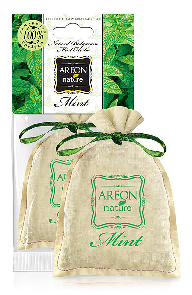 Peppermint AB02 – Areon Nature (pack of 12)