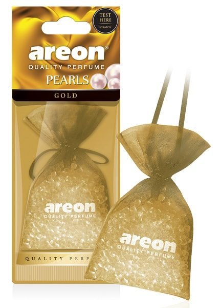 Gold APL02 – Areon Pearls (pack of 12)