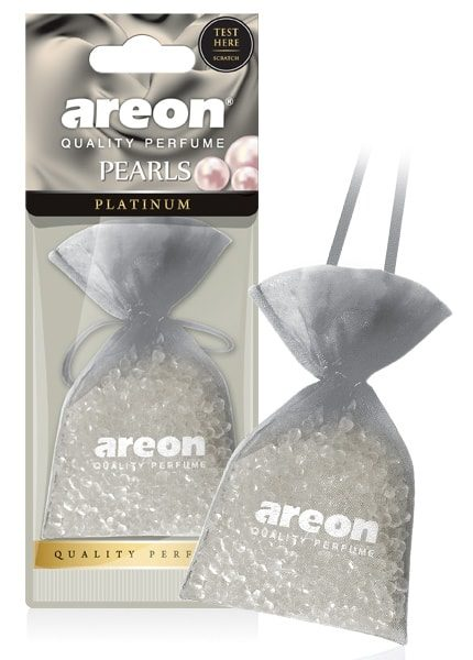 Platinum APL04 – Areon Pearls Car Air Freshener (pack of 12)