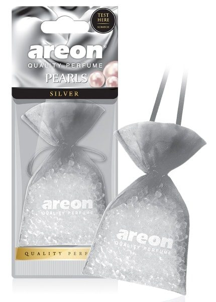 Silver APL03 – Areon Pearls (pack of 12)