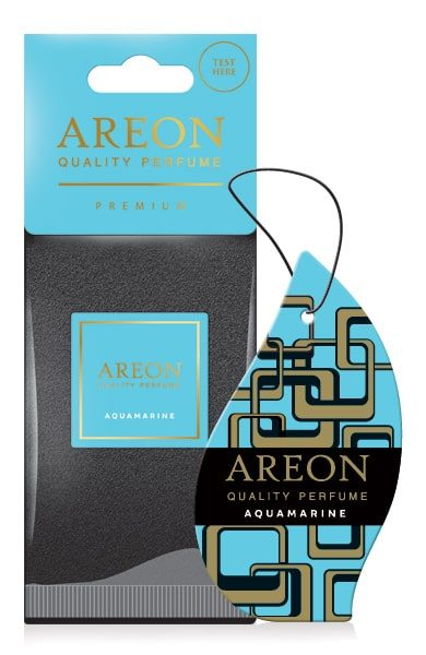 Aquamarine DP05 – Areon Premium Best Car Air Freshener (pack of 3)