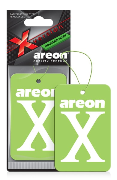 Mountain Fresh XV08 – Areon X (pack of 3)
