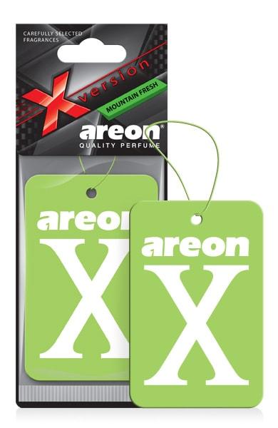 Mountain Fresh XV08 – Areon X