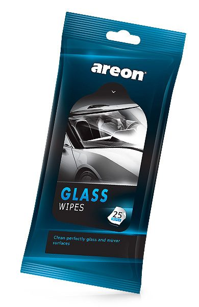 Glass Wipes CWW03 – Areon CAR wipes (pack of 3)