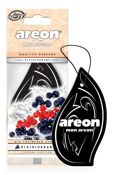 Blackcurrant MAD07 – Areon Mon Hanging Car Air Freshener