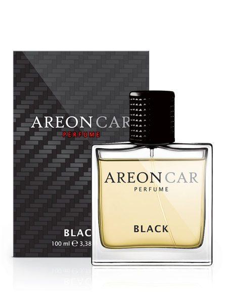 Black 100ml PCP01 – Areon Car Perfume Air Freshener Spray Glass Bottle