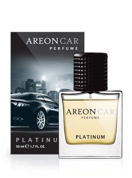 Platinum MCP06 – Areon Car Perfume Air Freshener Spray Glass Bottle 50ml