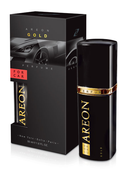 Gold AP02 – Areon Perfume 50ml (pack of 12)