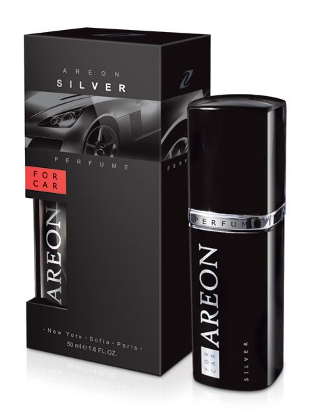Silver AP01 – Areon Perfume 50ml