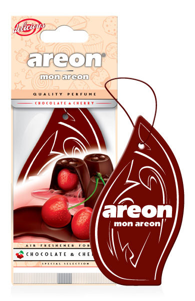 Chocolate & Cherry MAD02 – Mon Areon Delicious