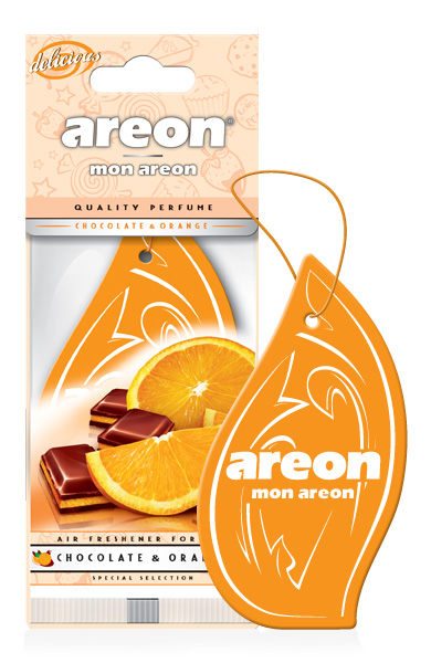 Chocolate & Orange MAD04 – Mon Areon Delicious (pack of 3)