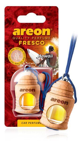 Hawaii FRTN13 Areon Fresco Car Air Freshener (pack of 12)