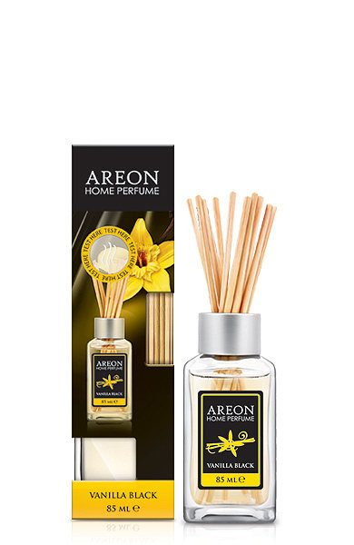 Vanilla Black PS10 – Home Fragrance Reed Diffuser 85ml (pack of 12)