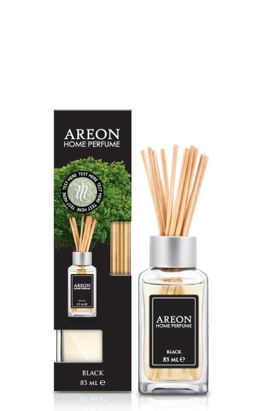 Black PS8 – Home Fragrance Reed Diffuser 85ml