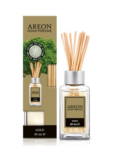 Gold PL01 – Home Fragrance Reed Diffuser 85ml