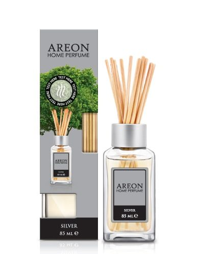 Silver PL02 – Home Fragrance Reed Diffuser 85ml