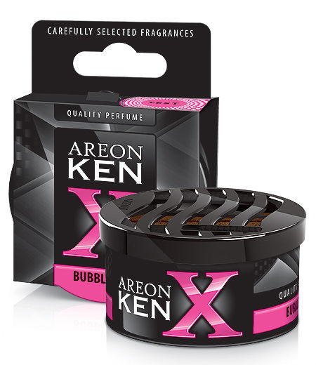 Bubble Gum KXV03 – Areon Ken X Version (pack of 3)