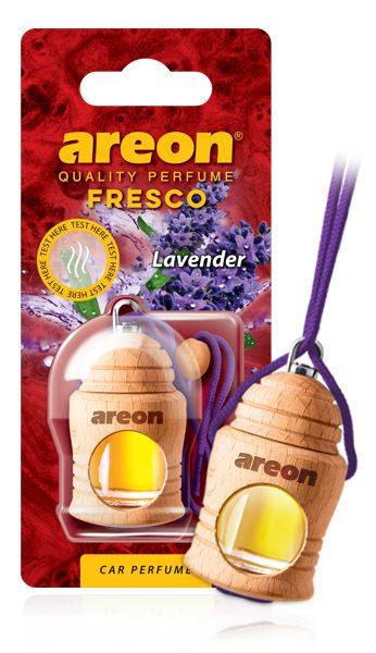Lavender FRTN15 Areon Fresco Car Air Freshener