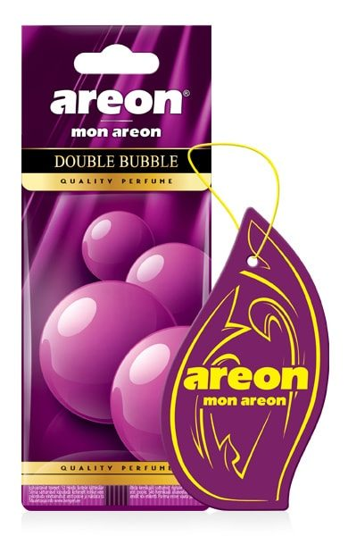 Double Bubble MA37 – Areon Mon Hanging Car Air Freshener