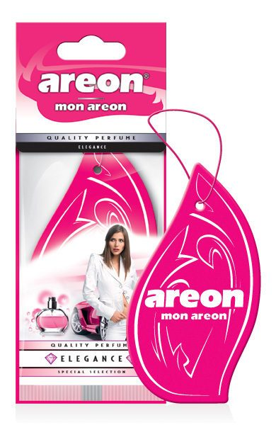 Elegance MA05 – Areon Mon Hanging Car Air Freshener (pack of 3)