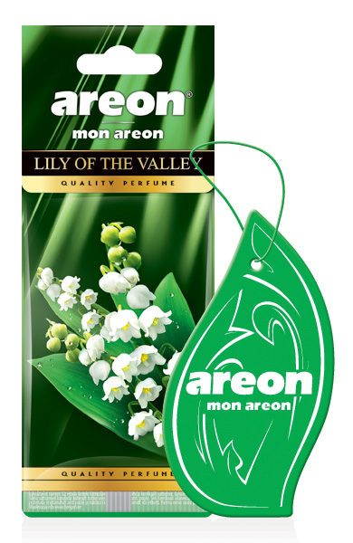 Lily of the valley MA33 – Areon Mon Hanging Car Air Freshener