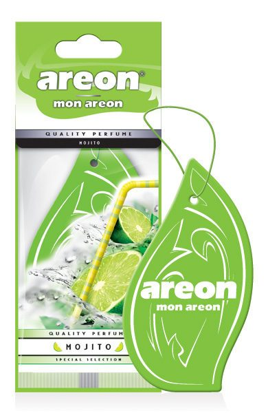 Mojito MA12 – Areon Mon Hanging Car Air Freshener (pack of 3)