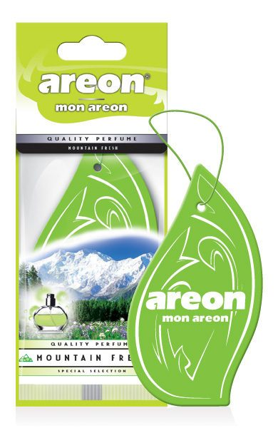 Mountain Fresh MA17 – Areon Mon Hanging Car Air Freshener