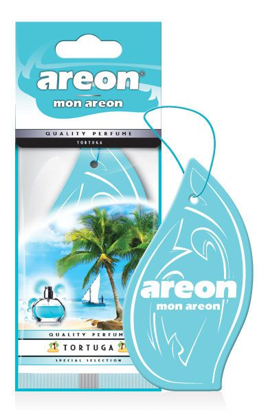 Tortuga MA22 – Areon Mon Hanging Car Air Freshener (pack of 3)