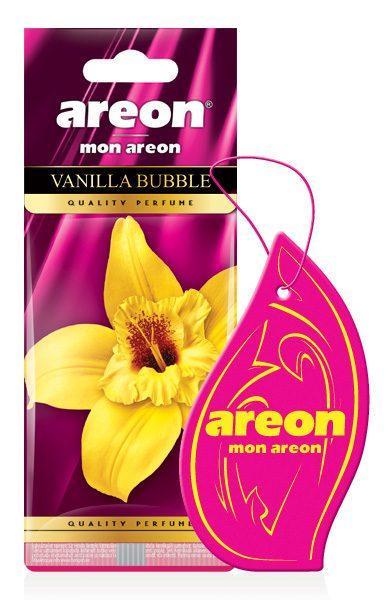 Vanilla Bubble MA29 – Areon Mon Hanging Car Air Freshener