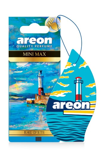 Eau d'ete AMM03 – Areon Mini Max Car Air freshener