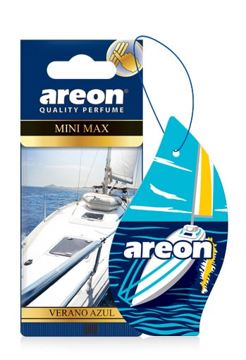 Verano Azul AMM01 – Areon Mini Max Car Air freshener