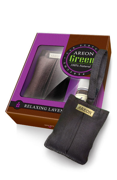 Lavender GLK02 – Areon Green (pack of 3)