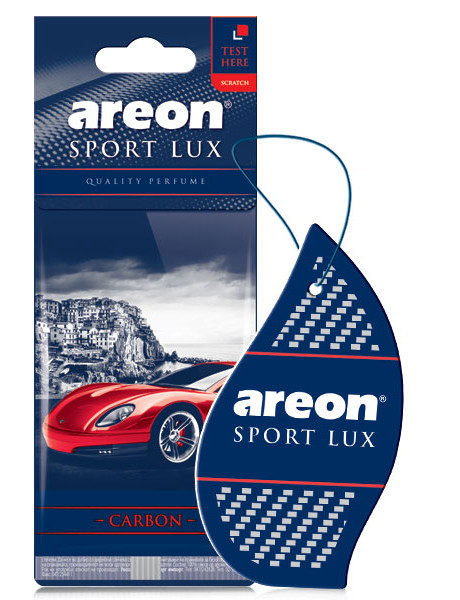 Carbon SL04 – Areon Sport Lux (pack of 3)