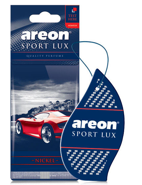 Nickel SL06 – Areon Sport Lux (pack of 3)