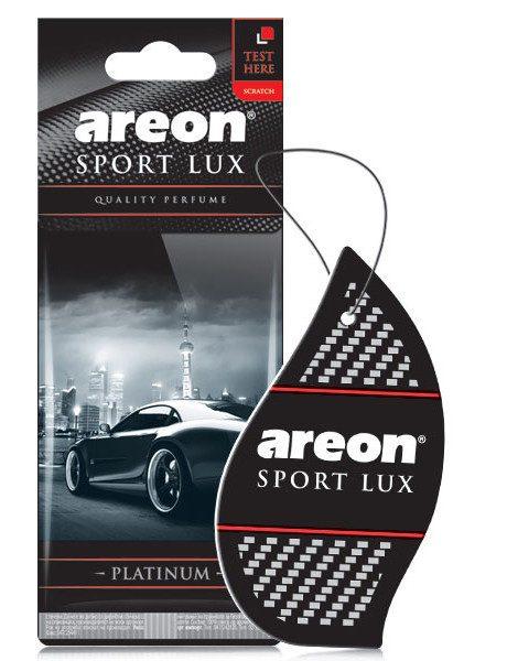 Platinum SL03 – Areon Sport Lux Car Perfume Air Freshener