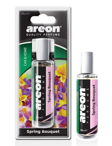 Spring Bouquet PFB20 – Areon Perfume Car Air Freshener Spray 35ml Blister