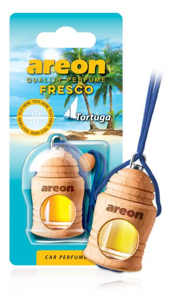 Tortuga FRTN22 Areon Fresco Car Air Freshener (pack of 12)
