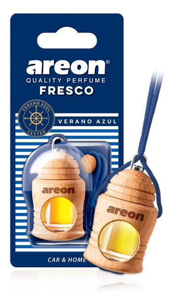 Verano Azul FRTN32 Areon Fresco Car Air Freshener