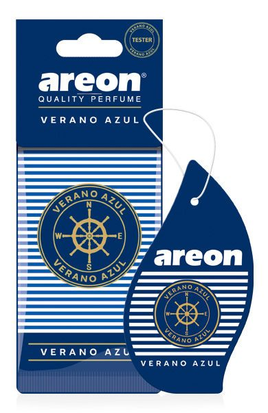 Verano Azul MA38 – Areon Mon Hanging Car Air Freshener (pack of 3)
