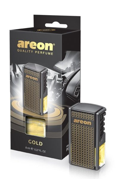 Gold AC01 – Areon Car (pack of 12)