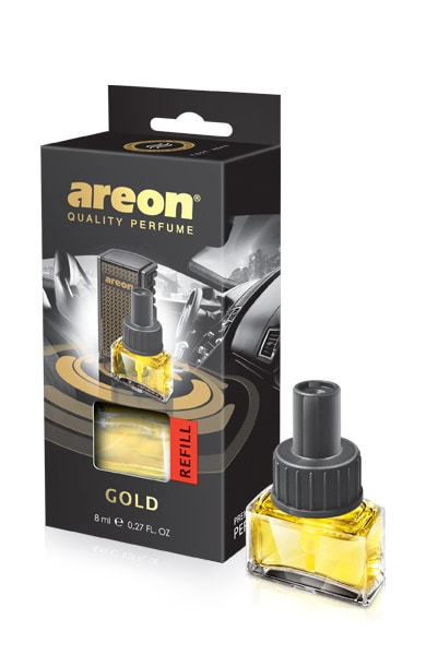 Gold ACR01 – Areon Car Refills (pack of 3)