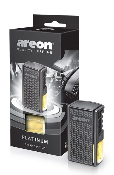 Platinum AC03 – Areon Car Air Freshener Vent Clips (pack of 12)
