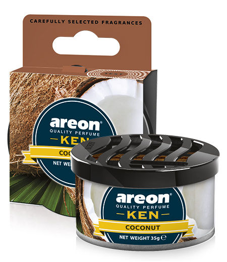 Coconut AK27 – Areon Ken (pack of 3)