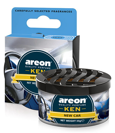 New Car AK19 – Areon Ken Car Scent Air freshener (pack of 12)