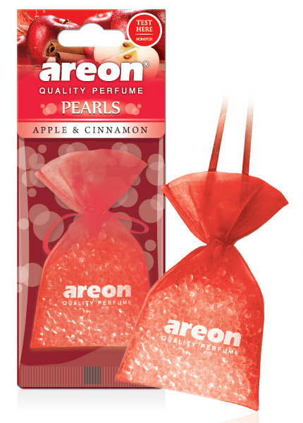 Apple & Cinnamon ABP12 – Areon Pearls (pack of 3)