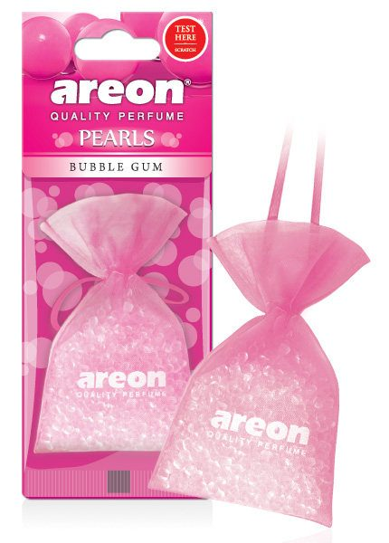 Bubble Gum ABP03 – Areon Pearls (pack of 3)